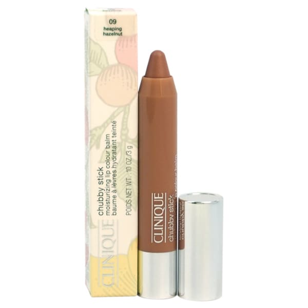 picture of Clinique Chubby Stick 09 Heaping Hazelnut Moisturizing Lip Color Balm