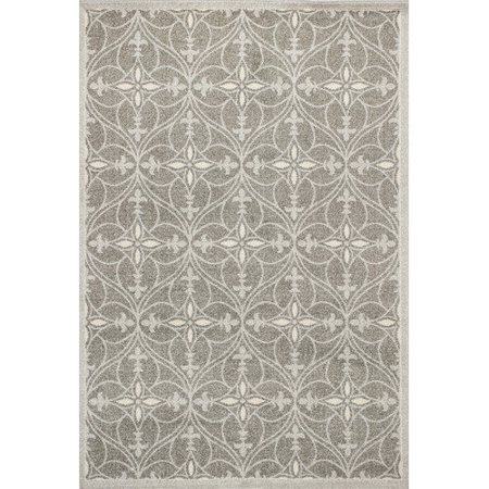 picture of KAS Rugs Lucia Gray Area Rug