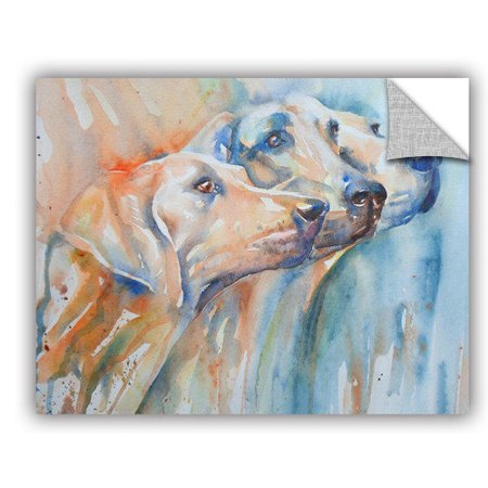 picture of ArtWall Dorset Dogs Wall Mural