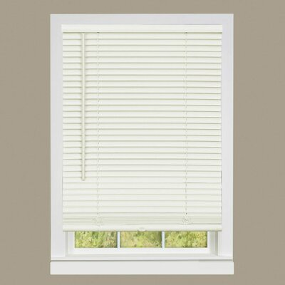 "picture of Achim Home Furnishings DSG239AL04 Deluxe Sundown G2 Cordless Blinds, 39"" x 64"", Alabaster"