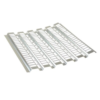 "picture of Decking Open-Area Pallet Rack Size: 1.5"" H x 120"" W x 38.5"" D"