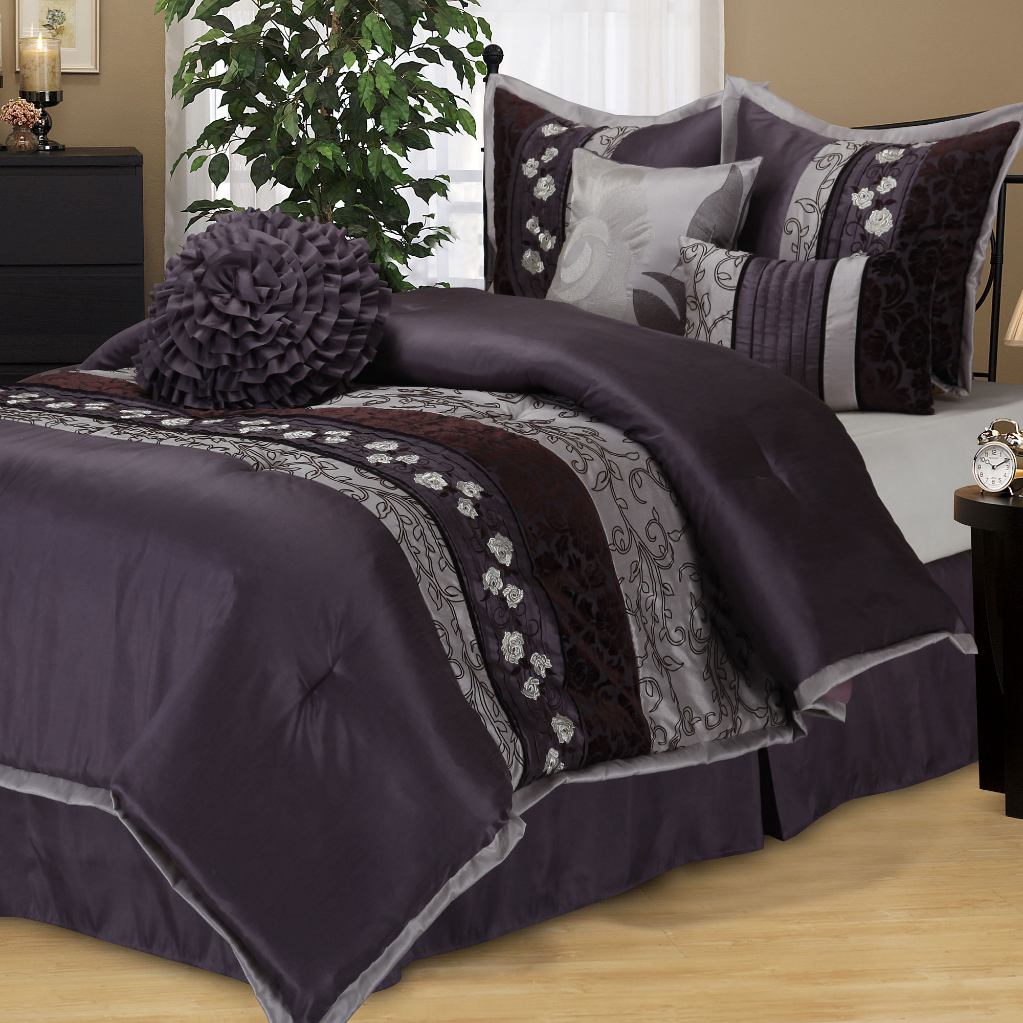 picture of Riley 7-pc. Comforter Set