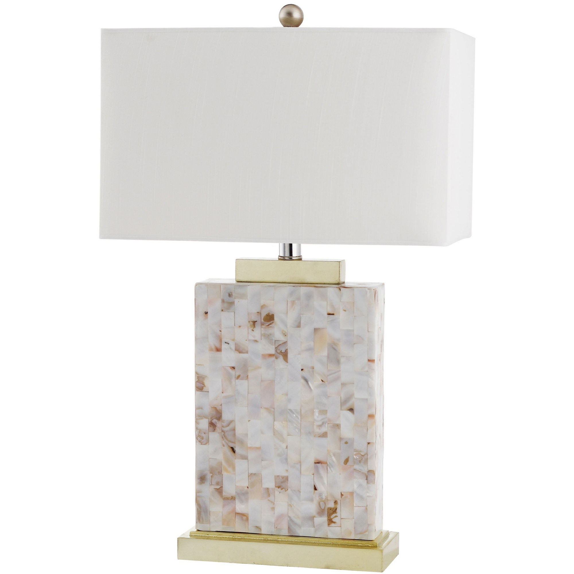 picture of Safavieh Nikita Shell Table Lamp