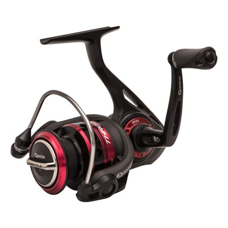 "picture of Zebco / Quantum Throttle Spinning Reel Size: 40, 5.3:1 Gear Ratio, 35"" Retrieve Rate, 11 Bearings, Left Hand, Boxed"