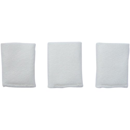 picture of Optimus U-30002 Replacement Warm Mist Humidifier Absorption Sleeve for U32000, U-32010 ad U-32030, 3-Pack