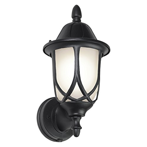picture of Brinks 7550D-693 Lantern Nicol with Dusk to Dawn Light