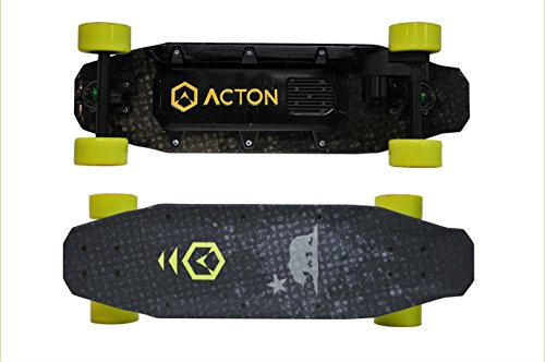 picture of Acton Blink Board - California Bear - NEW HUB MOTOR