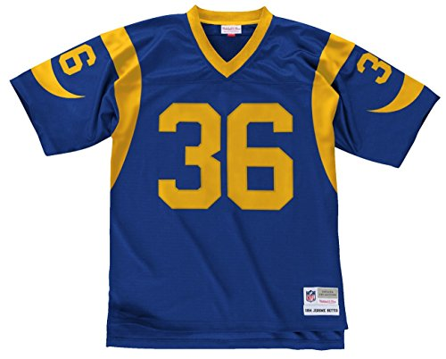 picture of Jerome Bettis Los Angeles Rams 1994 Mitchell & Ness Throwback Jersey (XL)