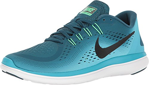 a56013bb25eb Compare Prices from More Stores. picture of Nike Men s Flex 2017 RN Legion  Blue   Black - Chlorine Blue 898457-