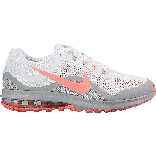a70d83d1f73798 picture of Nike Air Max Dynasty 2 White Lava Glow Wolf Grey Women s Running