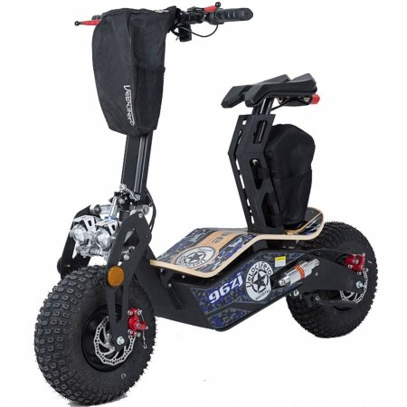 picture of MotoTec Mad 1600w 48v Electric Scooter