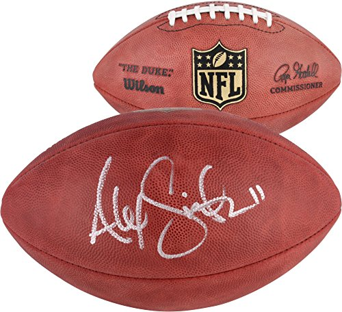 picture of Alex Smith Kansas City Chiefs Autographed Wilson Pro Football - Fanatics Authentic Certified - Autographed Footballs