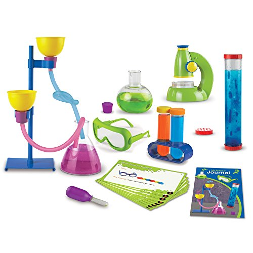 picture of Learning Resources Primary Science Deluxe Lab Set, 45 Pieces