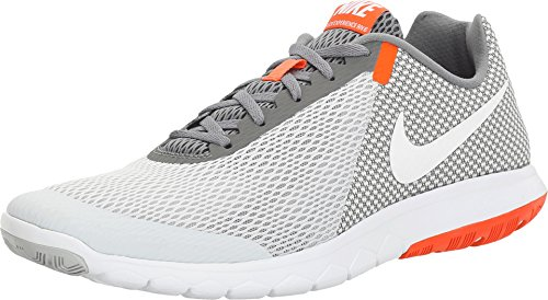43163764b569 picture of Nike Flex Experience RN 6 Pure Platinum White Cool Grey Men s  Running