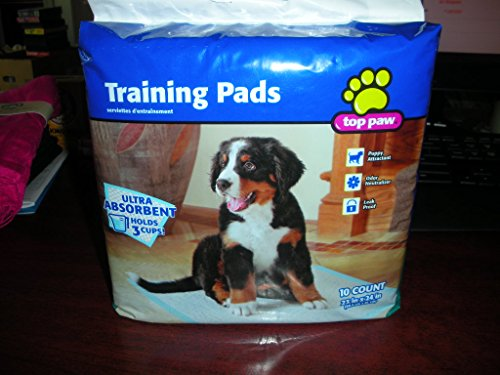 picture of Top Paw Training Pads (10 Count) (Ultra Absorbent)