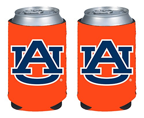 picture of NCAA Auburn Tigers Magnetic Kolder Kaddy, 2-Pack, Orange