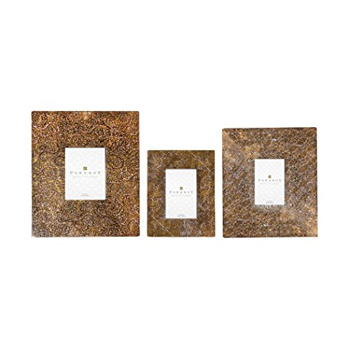 picture of ELK Lighting Embossed Picture Frame - Set of 3