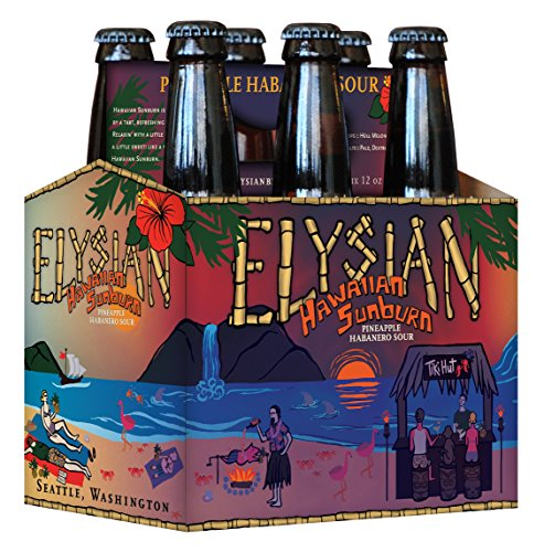 picture of Elysian Bifrost Winter Ale, 6 pk, 12 oz Bottles, 8.3% ABV
