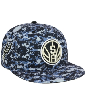 picture of New Era San Antonio Spurs City Series 9FIFTY Snapback Cap
