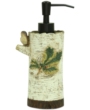 picture of Bacova Lodge Memories Lotion Dispenser Bedding
