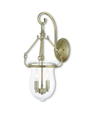 picture of Livex Canterbury 2-Light Wall Sconce